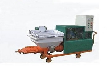 KSP-3II Automatic Wall Putty Mortar Spraying Machine